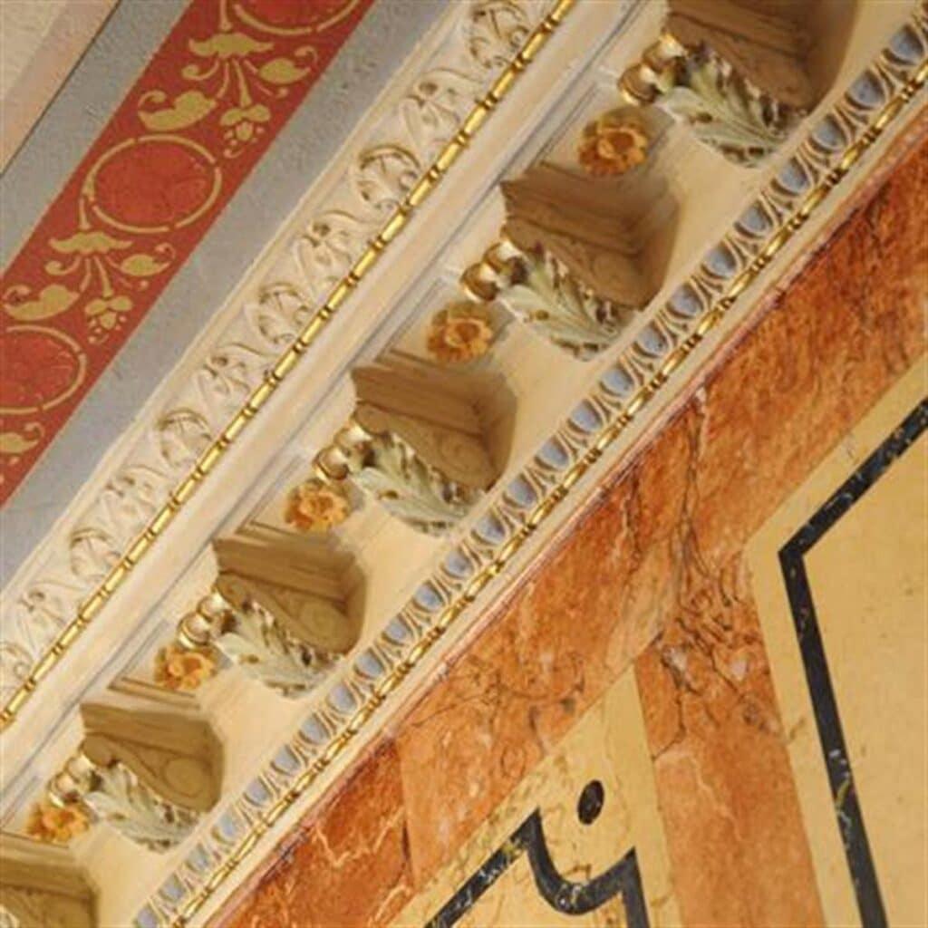Dekorationsmåleri i Stockholm